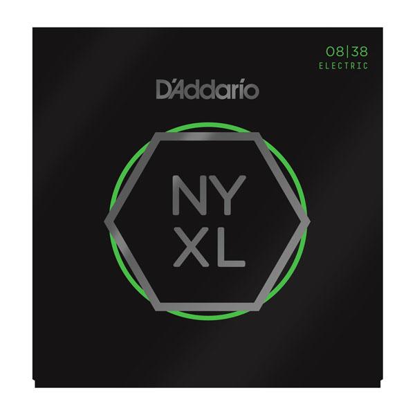 Super Light D/'Addario Nickel Wound Guitar Strings