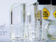 The Rock Slide GRS-LC Large Moulded Glass