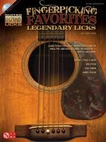 Fingerpicking Favorites Legendary Licks: An Inside Look at the Great F