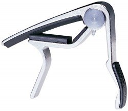 Dunlop 87N Electric Trigger Capo - Nickel