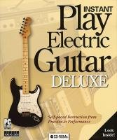 Instant Play Electric Guitar Deluxe: Self-Paced Instruction