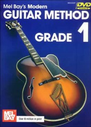 Modern Guitar Method Grade 1 (Book/DVD Set)
