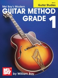 Modern Guitar Method Grade 1: Guitar Studies (Book)