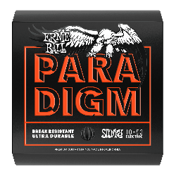 Ernie Ball P02015 Paradigm Skinny Top Heavy Bottom Slinky, 10-52