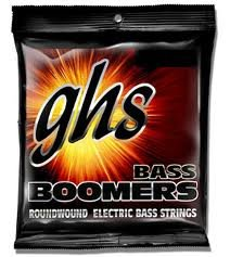 GHS M3045X Bass Boomers Long Scale Plus, 45-105