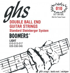 GHS DB-GBL Double Ball End Boomers Light, 10-46