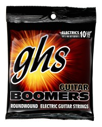 GHS GB10.5 Guitar Boomers Roundwound Light +, 10.5-48