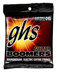 GHS GBL Guitar Boomers Roundwound Light, 10-46