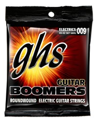 GHS GBXL Guitar Boomers Roundwound Extra Light, 9-42