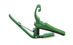 Kyser KG6EGA Quick-Change Capo - Emerald Green