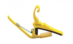 Kyser KG6YA Quick-Change Capo - Yellow