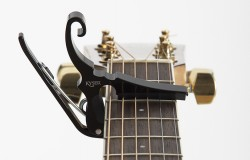 Kyser KGDBA Drop-D Capo - Black