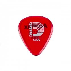 D'Addario 1AR7-25 Acrylux Reso Standard Pick, 1.5MM, 25 pack