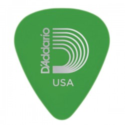 D'Addario 1DGN4-25 Duralin Guitar Picks, Medium, 25 pack