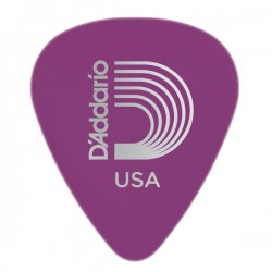 D'Addario 1DPR6-25 Duralin Guitar Picks, Heavy, 25 pack