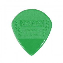 D'Addario 3NPP7-100 Nylpro Plus, Nylon Jazz Pick, 100 pack