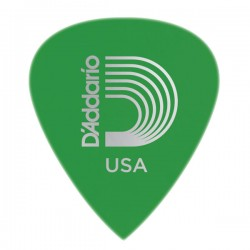 D'Addario 6DGN4-100 Duralin Precision Guitar Picks, Medium, 100 pack