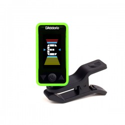 D'Addario PW-CT-17GN Eclipse Headstock Tuner, Green