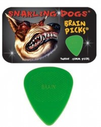 Snarling Dogs Brain Picks 12-pack Tin, .53 mm