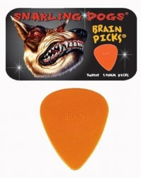 Snarling Dogs Brain Picks 12-pack Tin, 1.14mm