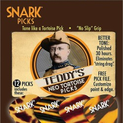 Snark 94NT Teddy's Neo Tortoise 12 Pack, .94 mm