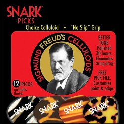 Snark 50C Sigmund Freud's Celluloids 12 Pack, .50 mm