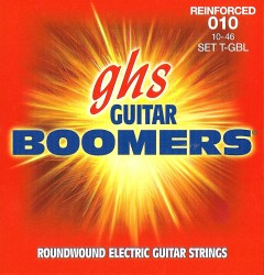 GHS T-GBL Reinforced Boomers Light, 10-46