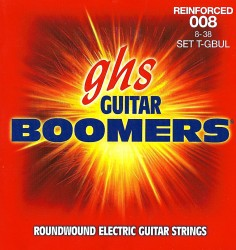 GHS T-GBUL Reinforced Boomers Ultra Light, 8-38